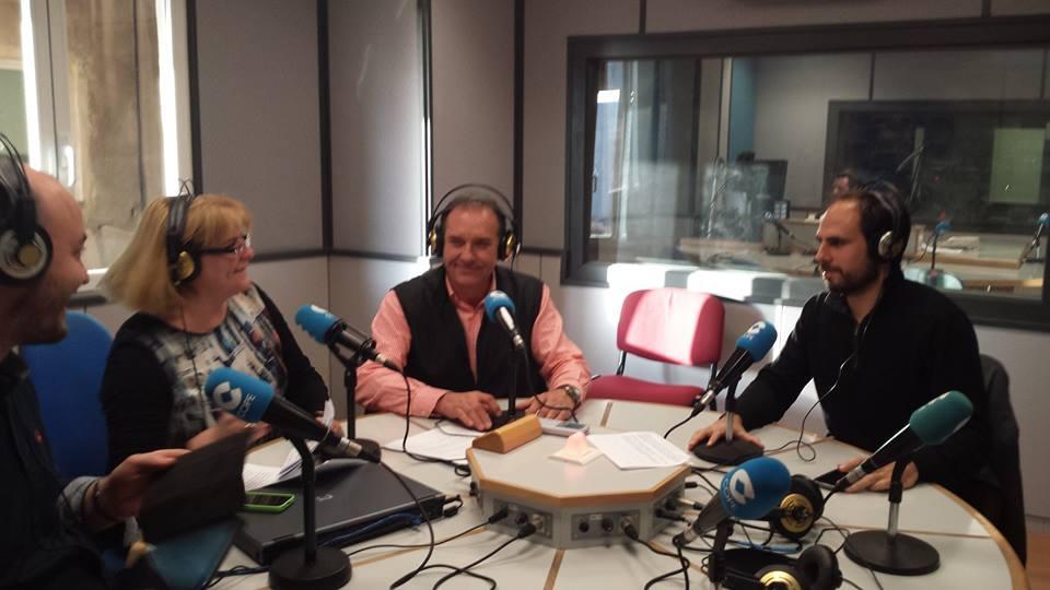 El colegio de podoólogos de la Comunidad Valenciana  estrena programa de radio