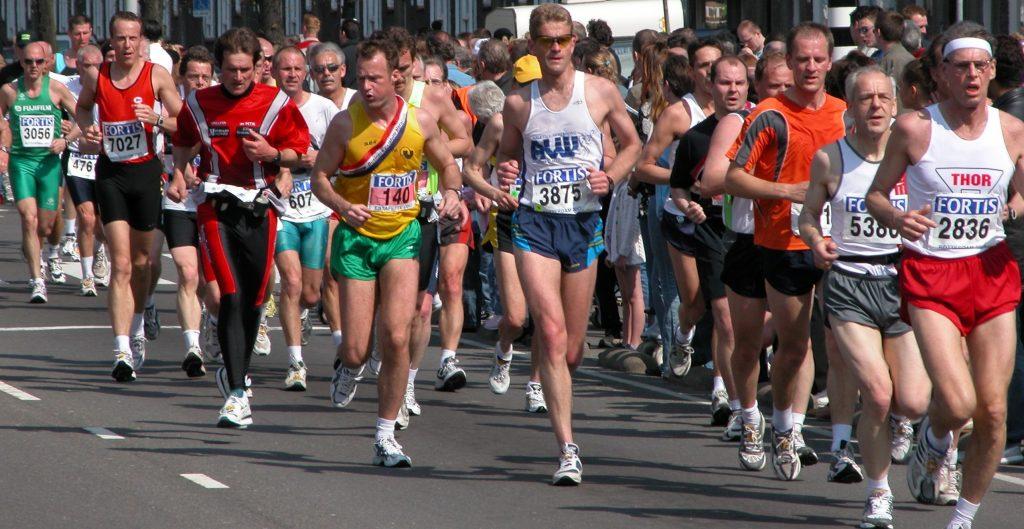 Consejos cuidado de los pies si corres una maratón