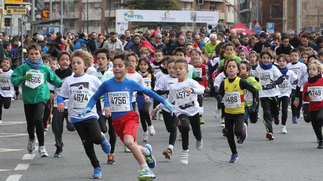 A qué edad puede un niño empezar a correr