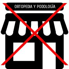 ORTOPEDIA Y PODOLOGÍA  JUNTOS NO