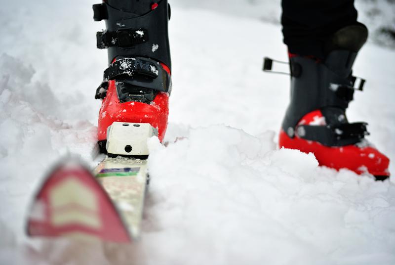 Plantillas para botas de esquí